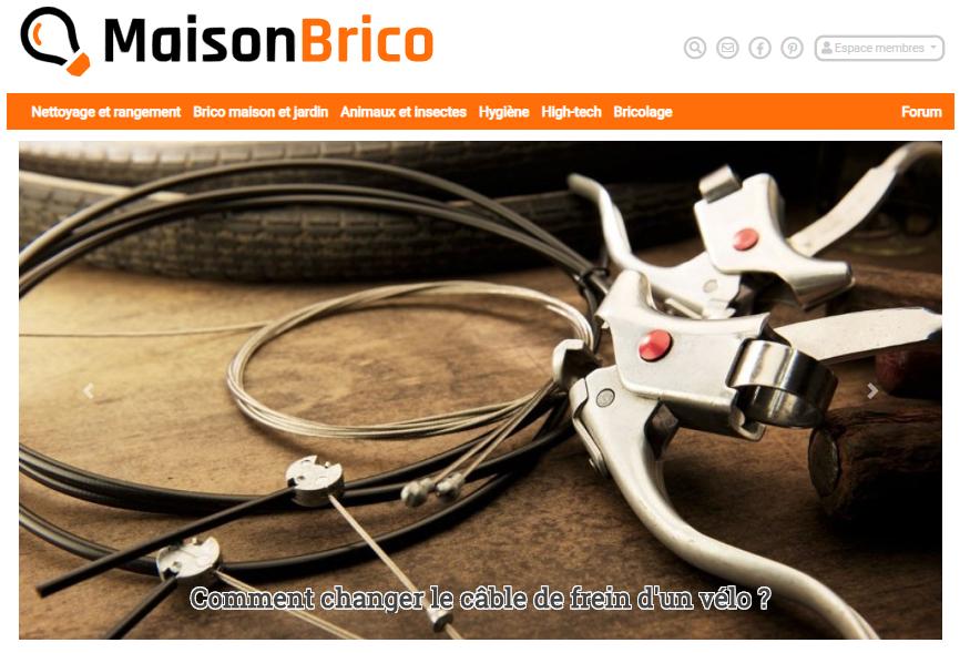 Cambium Media refond son site MaisonBrico.com - Image