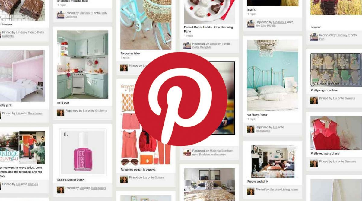 Pinterest améliore le flux d'actu - Image