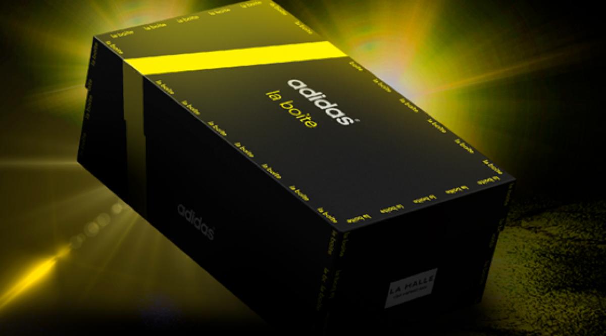 La Halle lance des boîtes Adidas façon « loot boxes » de Fortnite - Image