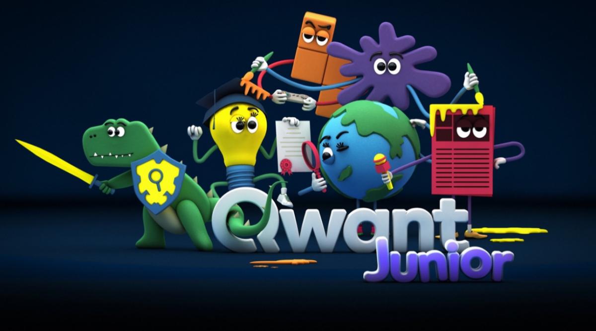 Qwant renouvelle son moteur de recherche pour les enfants - Image