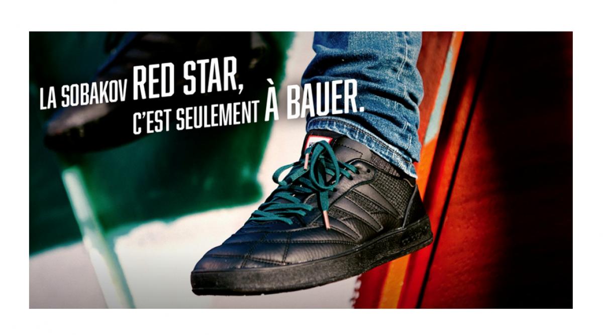 Red Star-BETC : pas de « Sobakov » Adidas hors de Bauer - Image