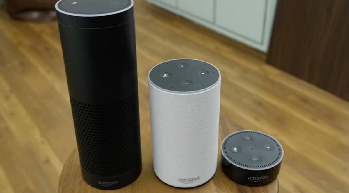 Amazon + Alexa - cover