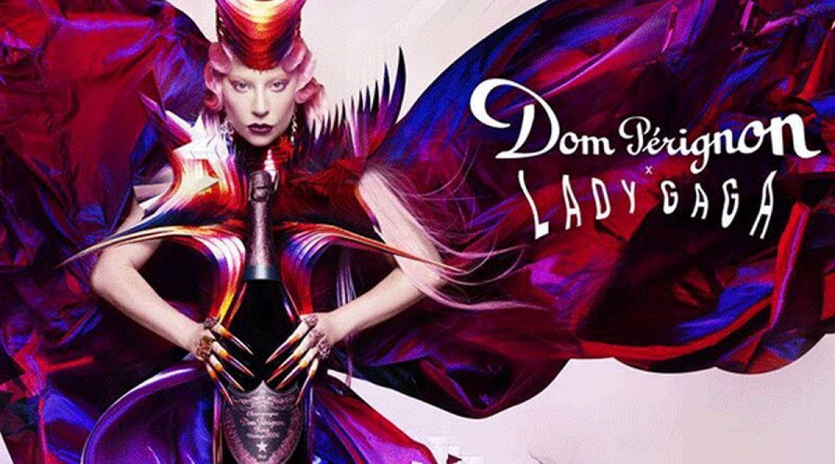 Dom Pérignon annonce une collaboration avec Lady Gaga