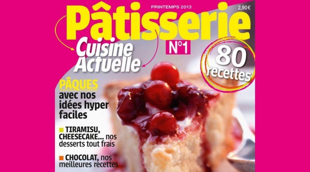 Cuisine Actuelle Fait Patisserie Image Cb News