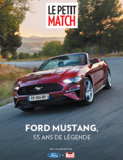 Paris Match Ford