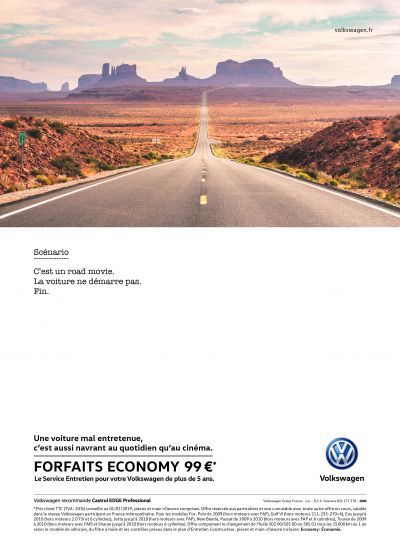 Volkswagen - Réparations - DDB Paris