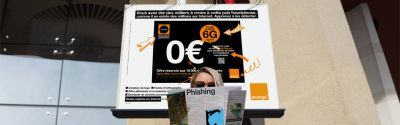 Orange - Campagne pishing Havas