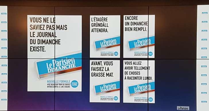le parisien journal
