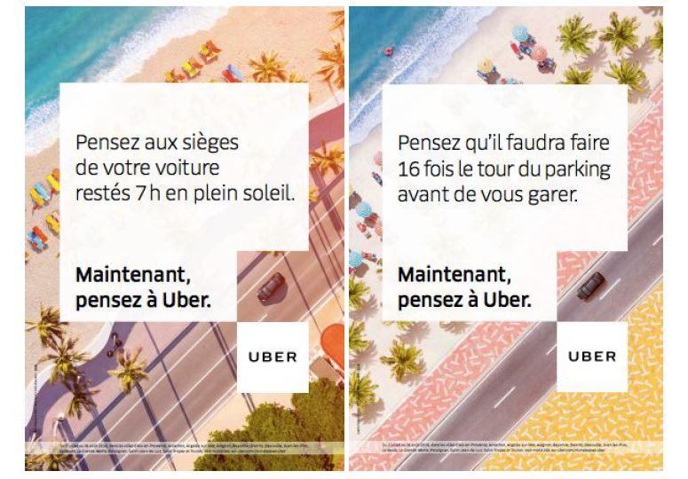 uber prend ses quartiers d 39 t. Black Bedroom Furniture Sets. Home Design Ideas